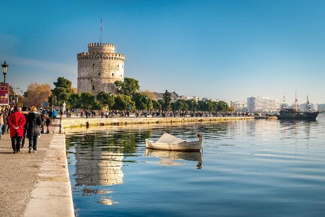 Συνάντηση Θεοχάρη-Ζέρβα: Στο επίκεντρο ο τουρισμός και εμβληματικά έργα στη Θεσσαλονίκη