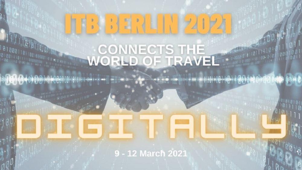 Ολοκληρώθηκε η Διεθνής Τουριστική Έκθεση, ITB Berlin NOW 2021