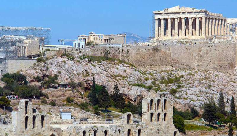 """""""Letters of love from Athens"""", the new digital campaign for Athens"""